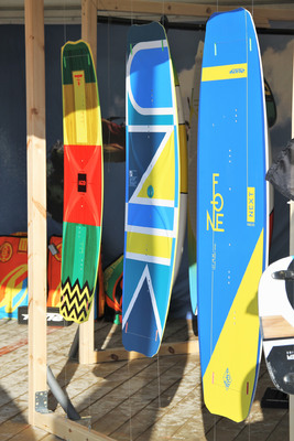 F-One Boards bei Manera